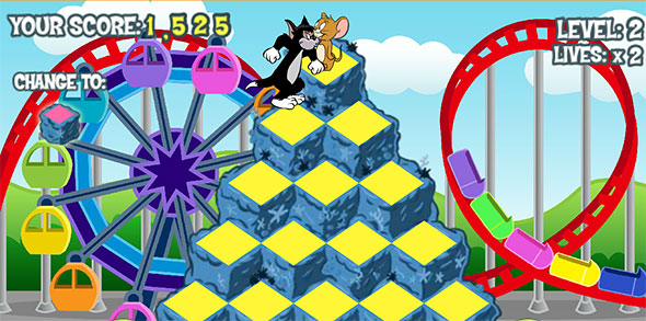 Tom and Jerry: Funny Park online game