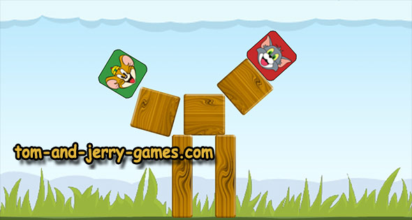 image of Tom and Jerry Hit The Ground: game screenshot