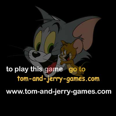 Tom and Jerry Duel Slider Game